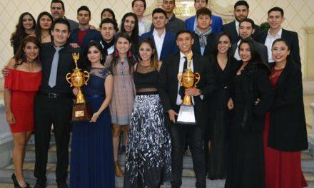 ¡Premian a los ganadores de la Liga Estatal Universitaria!