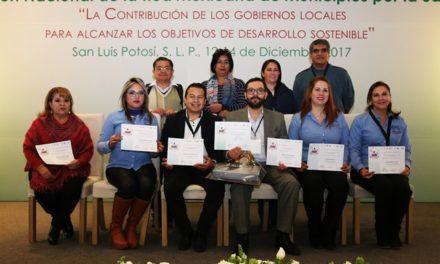 ¡El DIF Municipal de Aguascalientes logra primer lugar en la XXIV Reunión Nacional de la Red Mexicana de Municipios por la Salud!