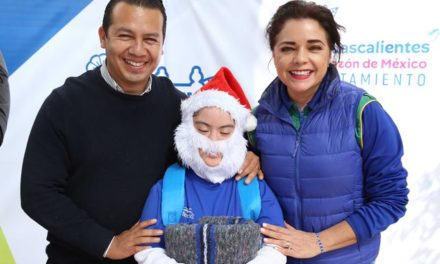 ¡Realiza Gira Navideña 2017 del DIF Municipal de Aguascalientes!