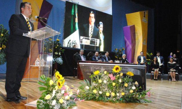¡Rindió Cuauhtémoc Escobedo su Primer Informe de Gobierno en Pabellón de Arteaga!