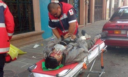 ¡Grave hombre que recibió 6 puñaladas en Lagos de Moreno!