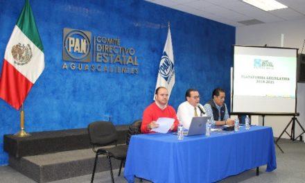 ¡Aprueba Consejo Estatal del PAN la Plataforma Electoral Legislativa 2018-2021!