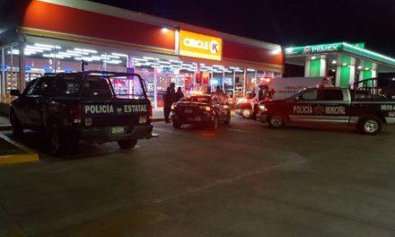 ¡Empleado de Circle K se ahorcó en el almacén de la tienda en Aguascalientes!