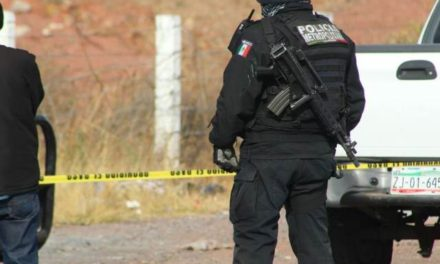 ¡Hallaron muerta a una mujer a un costado de una carretera en Guadalupe, Zacatecas!