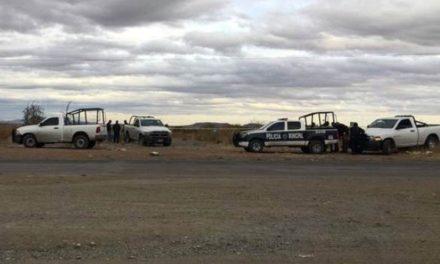 ¡Hallaron ejecutado a un desconocido detrás de la Unidad Deportiva de Guadalupe, Zacatecas!