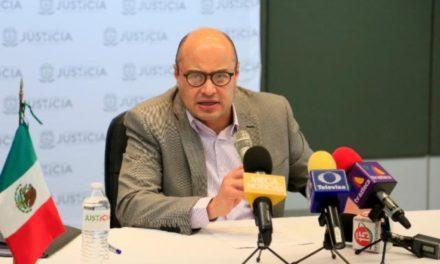 ¡Fortaleció Gobierno de Alejandro Tello la procuración de Justicia mediante cinco ejes: procurador Murillo Ruiseco!