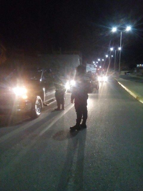 ¡Policías estatales detuvieron a sujeto con arma de fuego y cartuchos en Fresnillo!