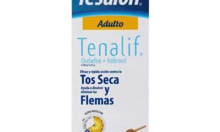 ¡La COFEPRIS alerta a la población para que evite consumir Tenalif Jarabe!