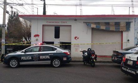¡Mujer protagonizó el noveno suicidio del año en Aguascalientes: se ahorcó en una carnicería!