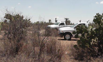 ¡Mujer fue encontrada ejecutada en una terracería en Guadalupe!