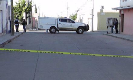 ¡Joven fue ejecutado con fusiles en la Zona Centro de Vetagrande!