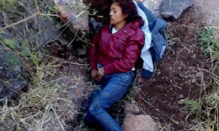 ¡Identificaron a la joven que sobrevivió a un balazo en la cabeza en Aguascalientes!