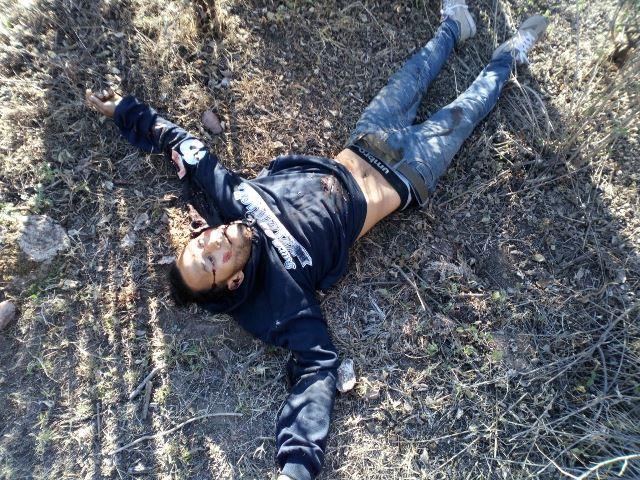 ¡Identificaron al joven ejecutado en Calvillo, Aguascalientes!