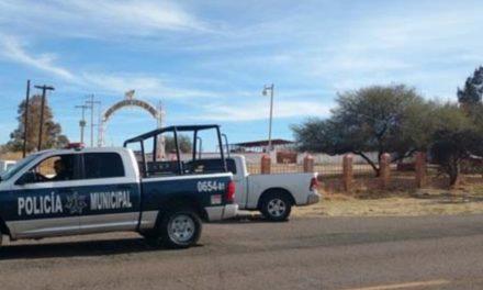 ¡Pistoleros asaltaron a 2 empleados y los despojaron de una camioneta en Aguascalientes!