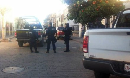 ¡3 sujetos encapuchados balearon a un joven al no poder secuestrarlo en Jerez!