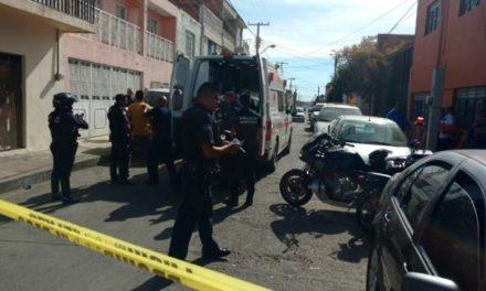 ¡Joven se dio un balazo en una pierna de manera accidental en Aguascalientes!