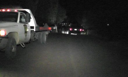 ¡Hallaron a un hombre ejecutado dentro de una camioneta en Fresnillo!