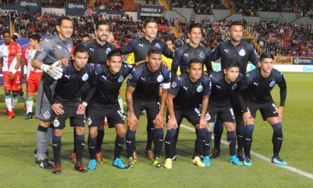 GALERIA/¡Chivas le metió tres al Necaxa en Aguascalientes!
