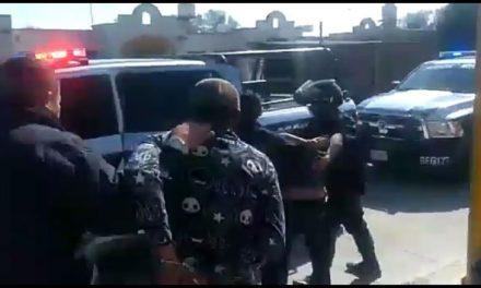 ¡Detención ciudadana de 3 delincuentes en Aguascalientes!