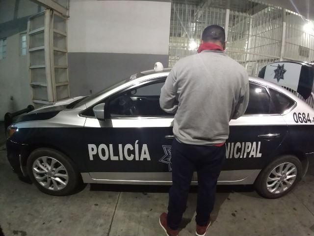 ¡Detuvieron a integrante de Asuntos Internos de la SSPM de Aguascalientes que intentó matar a su familia!