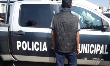 ¡Sujeto tomó como rehén a su bebé de 1 año de edad para no ser detenido en Aguascalientes!