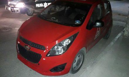 ¡Tras espectacular operativo detuvieron a un asalta-taxistas en Aguascalientes!