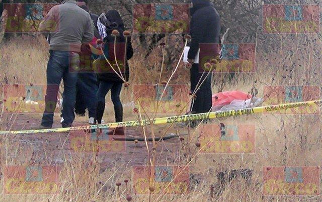 ¡Secuestraron y ejecutaron a un hombre y a una mujer en Fresnillo!