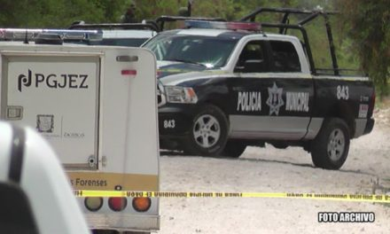 ¡Hallaron a 2 hombres ejecutados y putrefactos dentro de un pozo en Guadalupe!