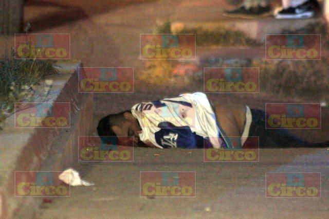 """¡""""El Chuy"""" fue ejecutado a balazos en Lagos de Moreno!"""
