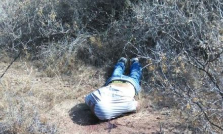 ¡Ejecutaron a un delincuente en Aguascalientes!