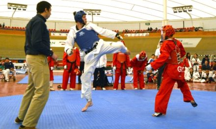 ¡Encuentro amistoso entre Taekwondoines de Aguascalientes y Zacatecas!