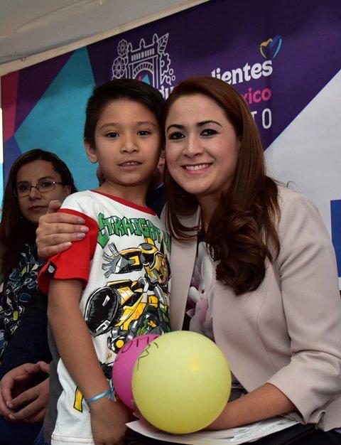 ¡Tere Jiménez inaugura obra pública en beneficio de la niñez y la juventud de Aguascalientes!