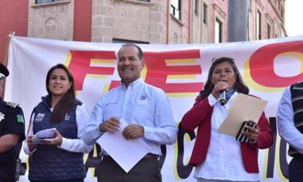 ¡Tere Jiménez refrenda su compromiso con los sectores más vulnerables de la capital!