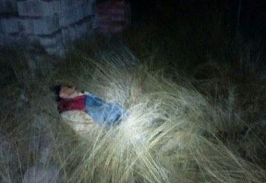 ¡Ladrón fue baleado en la cabeza al meterse a robar unos gallos en un rancho en Aguascalientes!