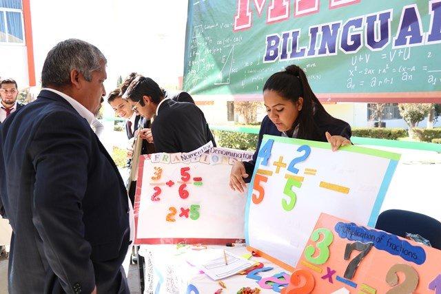 ¡Escuelas normales participan en la primera Feria Pedagógica de Licenciaturas Bilingües!