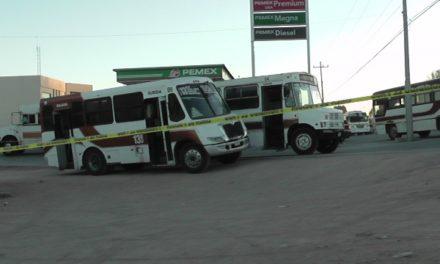 ¡Intentaron ejecutar a chofer de camión urbano en Fresnillo; está grave!
