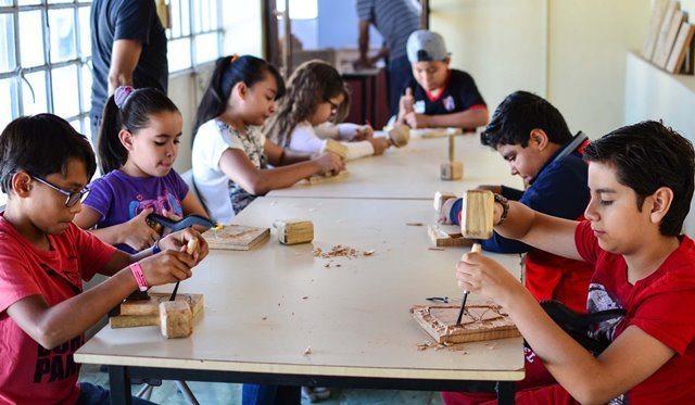 ¡Promueve Municipio de Aguascalientes formación artística desde la infancia!