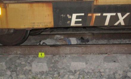 ¡Un joven se suicidó tras arrojarse al paso del tren en Aguascalientes!