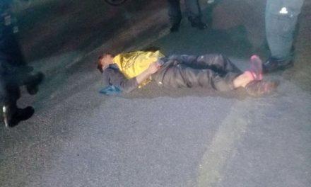¡Hombre murió atropellado por una ambulancia del IMSS en Aguascalientes!