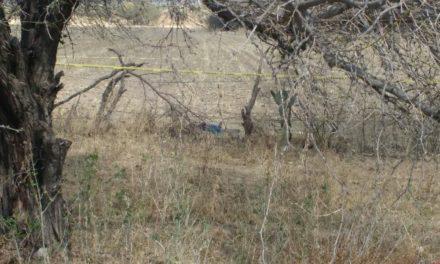 ¡Hallaron muerto a un hombre que estaba desaparecido en Aguascalientes!