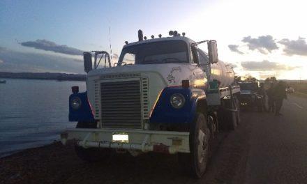 ¡Detuvieron a 2 zacatecanos por robar agua de una presa en Aguascalientes!
