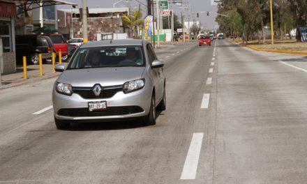¡Municipio de Aguascalientes inicia año con infraestructura vial renovada!