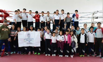 """¡IDEA fomenta el deporte a través de actividades recreativas y educativas del programa """"Recorriendo Mi Aguascalientes""""!"""
