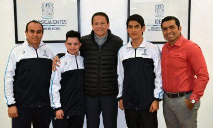 ¡Aguascalentenses viajarán a Veracruz para el Selectivo Mexicano de Para-Taekwondo!