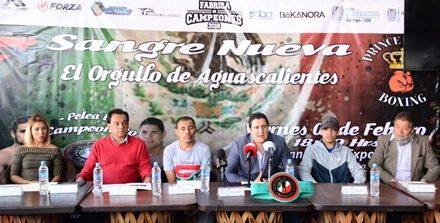 """¡Gran función de box del Campeonato Nacional FECOMBOX Juvenil """"Sangre Nueva""""!"""