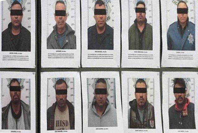 ¡Rescataron al empresario secuestrado en Zacatecas y detuvieron a 5 policías municipales de Trancoso!