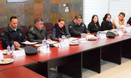 ¡Tere Jiménez firme en su compromiso de que Aguascalientes sea la ciudad más segura en el país!