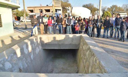 ¡Reciben vecinos de San Miguelito obras de parte del Gobierno Municipal de Jesús María!
