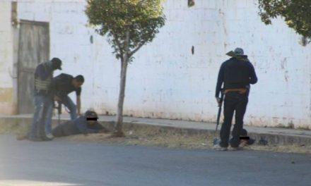 ¡Autoridades detuvieron a 3 sujetos que agredieron a balazos a elementos de la METROPOL en Guadalupe!