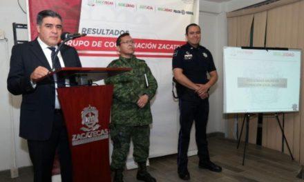 ¡Detuvo la PEP a líder del crimen organizado en el municipio de Pinos, Zacatecas, y aseguró arsenal!